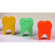 Tooth Shaped Eraser